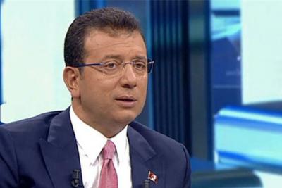 İmamoğlu: Birinin çıkıp 'İstanbul'da sokağa çıkma yasağı ilan ettik' demesini bekliyoruz