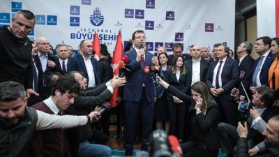 İmamoğlu: Türkü, Kürdü, Rumu, Ermeniyi selamlıyorum