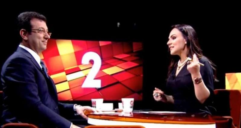 İmamoğlu'ndan Hürriyet ve CNN Türk'e: Yalan habere son verin, özür dileyin