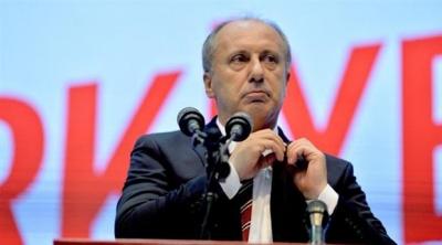 İnce: Derdimiz Erdoğan'ı indirmek değil, bozuk düzeni değiştirmek