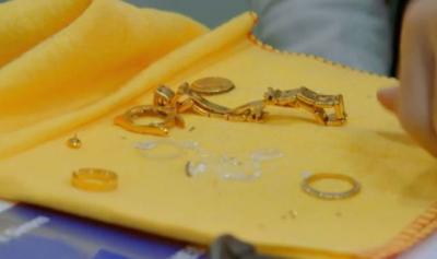 İngiltere'de imitasyon saat 'altın' çıktı