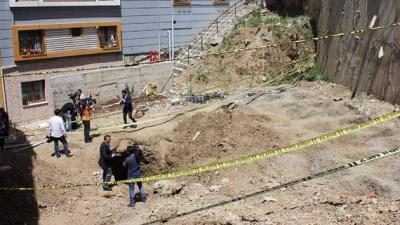 İnşaat çukuruna düşen çocuğun ölümüyle ilgili gözaltına alınan müteahhit tutuklandı