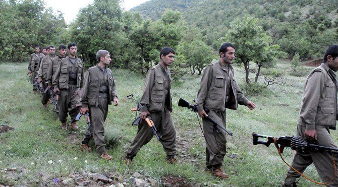 Irak ordusu ile PKK arasında çatışma: 2 ölü, 5 yaralı