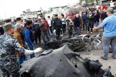 Irak'ta bombalı saldırı: 8 ölü, 12 yaralı