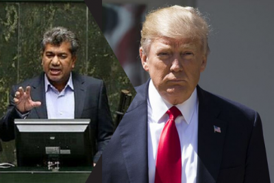 İran milletvekili: Trump'ı öldürene 3 milyon dolar vereceğiz