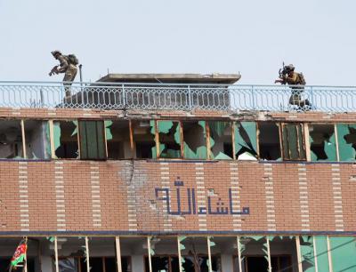 IŞİD hapishaneyi bastı: 300'den fazla mahkum kaçtı