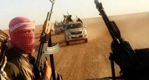 IŞİD'e darbe! 80 militan öldü...