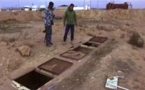 IŞİD seks kölelerini bu kafeslerde tutuyor!