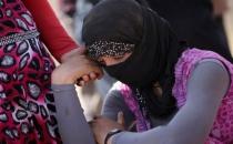 IŞİD, seks kölesi olmak istemeyen 19 kadını yaktı!