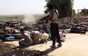IŞİD'lilerin cesetlerine yaklaşmayın!