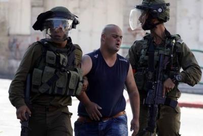 İsrail askerleri down sendromlu genci darp etti