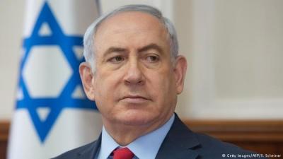 İsrail Başbakanı Netanyahu: Erdoğan Suriyelileri ve Kürtleri katlediyor