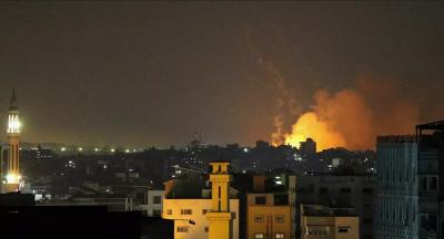 İsrail: Hamas'ın 15 kilometrelik tünel sistemini imha ettik