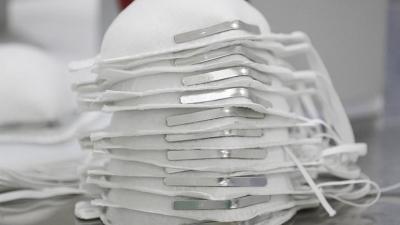 İsrail'de şarj aletiyle kendini temizleyen maske geliştirildi