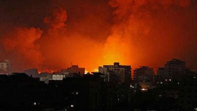 'İsrail'in saldırılarında hayatını kaybedenlerin sayısı 153'e yükseldi'