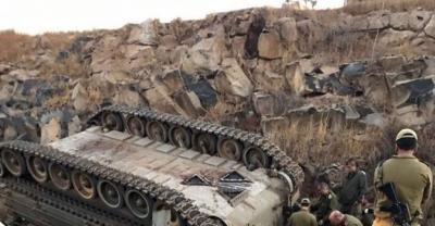 İsrailli asker yanlışlıkla kendini patlattı!