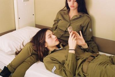 İsrailli kadın askerlere disiplin cezası