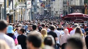 'İşsiz sayısı 10 milyon 382 bin'
