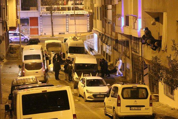 İstanbul Esenyurt'ta katliam: Çok sayıda ölü ve yaralı var