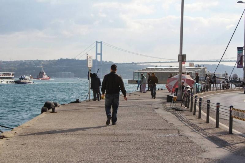 İstanbul Ortaköy'de ceset bulundu