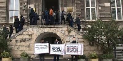 İstanbul Teknik Üniversitesi'nde