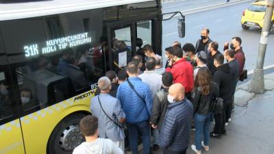 İstanbul Valisi: İstanbullular hasta hasta işe gidiyor