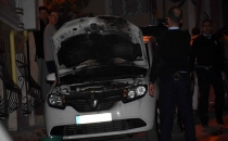 İstanbul'da 7 araç kundaklandı!