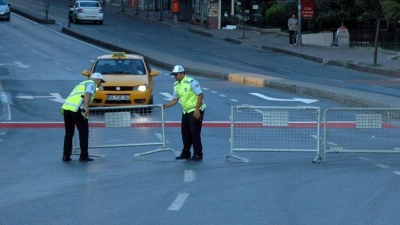İstanbul'da bu yollar 2 gün trafiğe kapalı