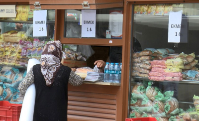 İstanbul'da Halk Ekmeğe zam yapıldı