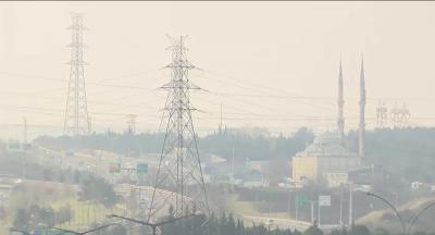 İstanbul'da hava kirliliğinin arttığı tek ilçe Esenler oldu