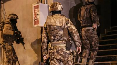 İstanbul'da IŞİD'e yönelik eş zamanlı operasyon: 16 gözaltı