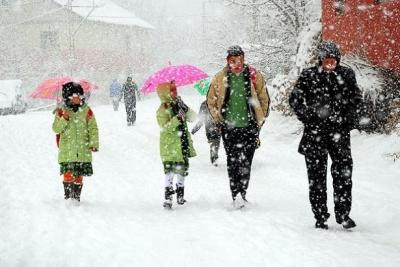 İstanbul'da kar tatili açıklaması