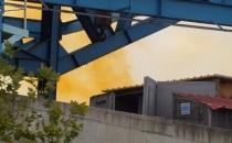 İstanbul'da kimyasal sızıntı!