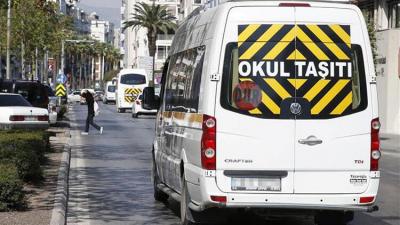 İstanbul'da okul servis ücreti tarifesi açıklandı