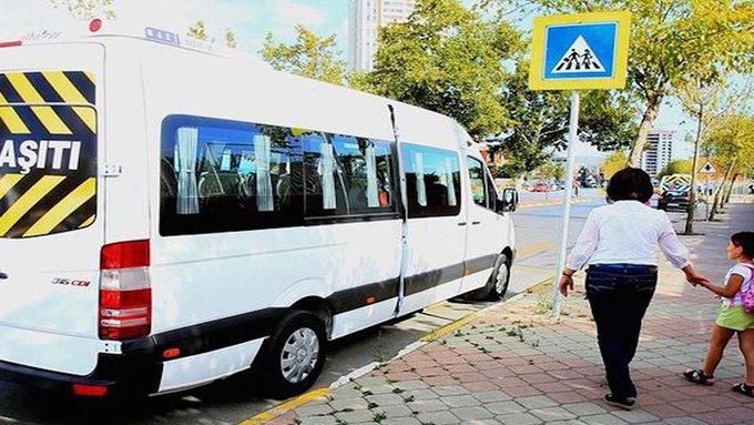 İstanbul'da okul servis ücretlerine yapılan zam belli oldu