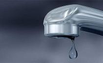 İstanbul'da su kesintisi! Yarın geceye kadar 5 ilçeye su verilmeyecek!