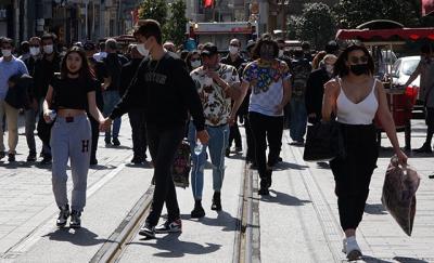'İstanbul'da vaka sayısı ve poliklinik başvuruları yüzde 65 azaldı'