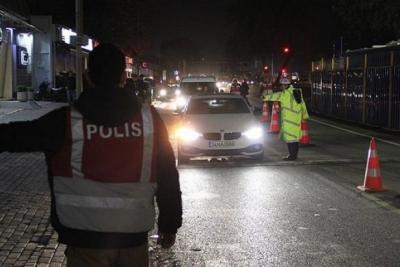İstanbul'da yine 5 bin polisle operasyon