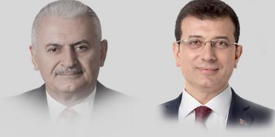 31 Mart'ın ardından İstanbul için yapılan ilk seçim anketi