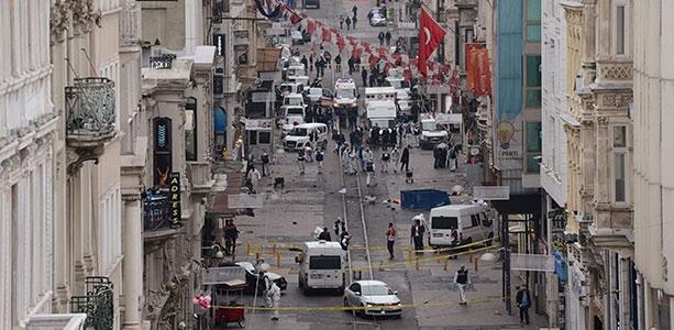 İstiklal Caddesi'ndeki canlı bomba saldırısı davasında karar verildi