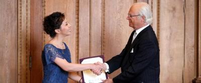 İsveç'te Türk akademisyene 'Kraliyet Hanedanı' ödülü