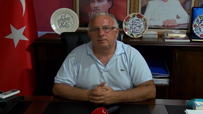 İyi Parti Güngören İlçe Başkanı Ayhan Kurt bir grubun saldırısına uğradı