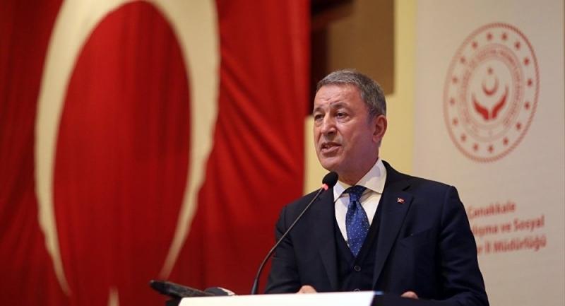 İYİ Parti: Hulusi Akar'ın partimiz nezdinde bir başvurusu bulunmamaktadır