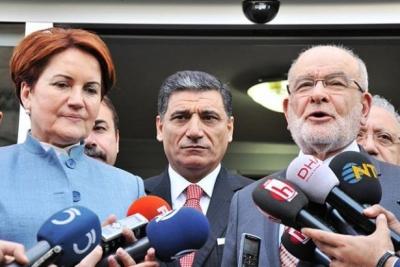İYİ Parti: Saadet Partisi ve Demokrat Parti ile ittifak görünüyor