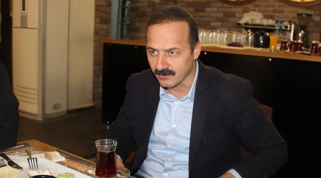 İyi Parti'den Erdoğan'a: Otobüsten çay atacağına damadı at, bütün memleket sevinsin