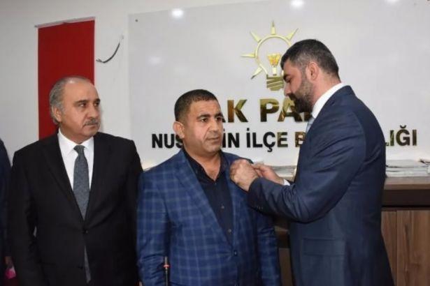 İyi Parti'den istifa edenler toplu halde AKP'ye geçti
