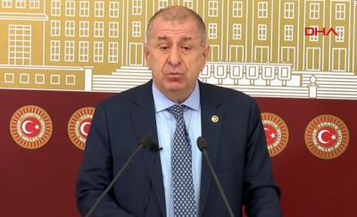 İYİ Partili Ümit Özdağ istifa etti