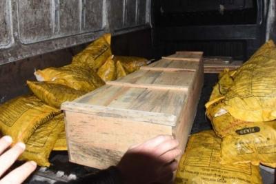 İzmir Adliyesi'ne saldıranlar kömür çuvalları arasında götürüldü