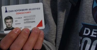 İzmir Büyükşehir Belediyesi'nden 'Beckham'lı kart' yanıtı