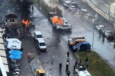 İzmir saldırısını yapanların kimlikleri belirlendi